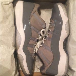 Other - Jordan 11 Wolf Grey Size 12